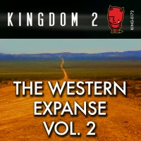 KING-172 The Western Expanse Vol. 2 cover
