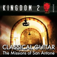 KING-142 Spanish Guitar The Missions of San Antone cover