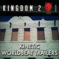 KING-072 Kinetic Worldbeat Trailers Vol. 1 cover