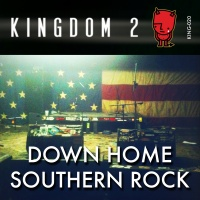 KING-020 Down Home Southern Rock cover