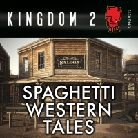 KING-213 Spaghetti Western Tales cover