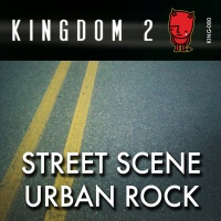 KING-080 Street Scene Urban Rock cover