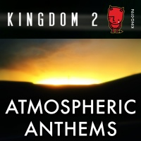 KING-194 Atmospheric Anthems cover