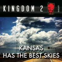 KING-071 Kansas Has the Best Skies cover