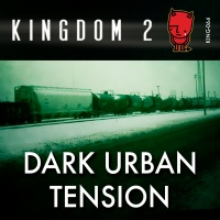KING-064 Dark Urban Tension cover