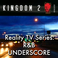 KING-101 Reality TV Series: R&B Underscore cover