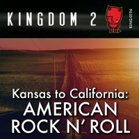 KING-196 Kansas To California American Rock N Roll cover