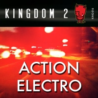 KING-016 Action Electro cover