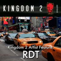 KING-099 Kingdom 2 Artist Feature: RDT cover
