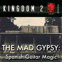 KING-134 The Mad Gypsy cover