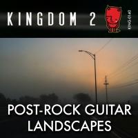KING-140 Post-Rock Guitar Landscapes cover
