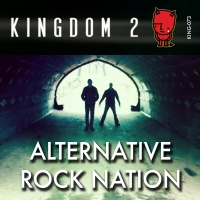 KING-073 Alternative Rock Nation cover