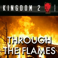 KING-018 Through the Flames cover