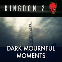 KING-054 Dark Mournful Moments cover