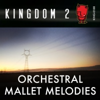 KING-188 Orchestral Mallet Melodies cover