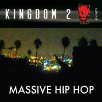 KING-003 Massive Hip Hop cover