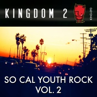 KING-093 SoCal Youth Rock Vol. 2 cover