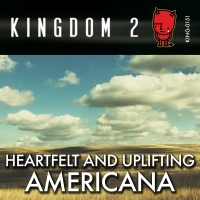 King-151 Heartfelt and Uplifting Americana cover
