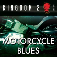 KING-092 Motorcycle Blues cover
