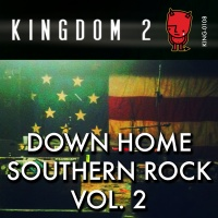 KING-108 Down Home Southern Rock Vol.2 cover