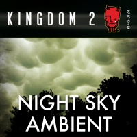 KING-124 Night Sky Ambient cover