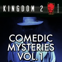 KING-208 Comedic Mysteries Vol. 1 cover