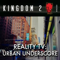 KING-035 Reality TV: Urban Underscore cover