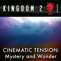 KING-182 Cinematic Tension Mystery And Wonder cover