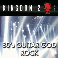 KING-069 80's Guitar God Rock cover
