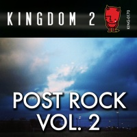 KING-170 Post Rock Vol. 2 cover