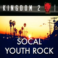 KING-006 SoCal Youth Rock cover