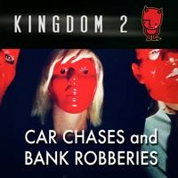 KING-023 Car Chases and Bank Robberies cover