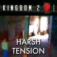 KING-053 Harsh Tension cover