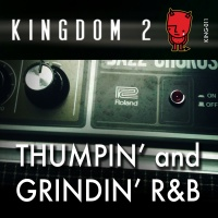 KING-011 Thumpin' and Grindin' R&B cover