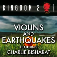 KING-175 Violins and Earthquakes Feat. Charlie Bisharat cover