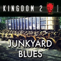 KING-076 Junkyard Blues cover