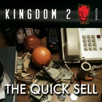 KING-036 The Quick Sell cover