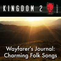 KING-117 Wayfarer's Journal: Charming Acoustic Songs cover