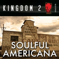 KING-178 Soulful Americana cover