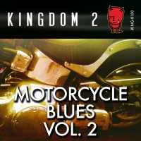 King-150 Motorcycle Blues Vol. 2 cover