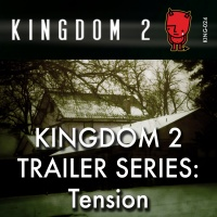 KING-024 Kingdom 2 Trailer Series: Tension cover