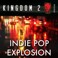 KING-168 Indie Pop Explosion cover