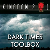 KING-038 Dark Times Toolbox cover