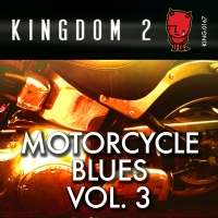 KING-167 Motorcycle Blues Vol. 3 cover