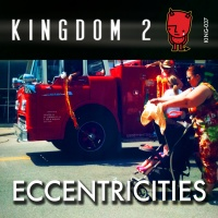 KING-037 Eccentricities  cover