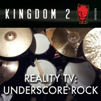 KING-074 Reality TV Series: Underscore Rock cover