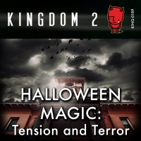 KING-189 Halloween Magic Tension and Terror cover