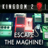 KING-039 Escape the Machine! cover