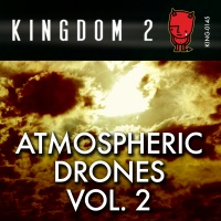King-145 Atmospheric Drones Vol. 2 cover