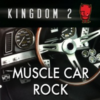 KING-022 Muscle Car Rock cover
